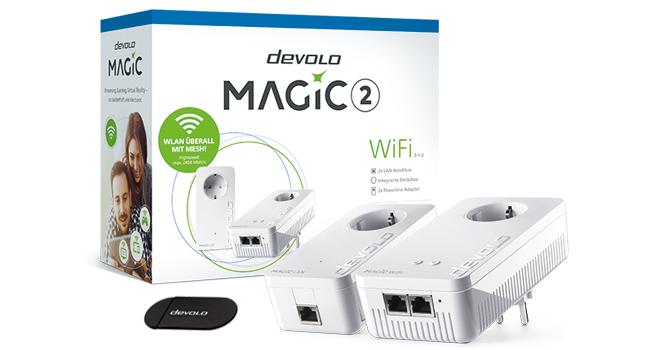 devolo, Magic 2, WiFi, Heimvernetzung, Zukunft, Packshot