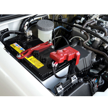 バッテリーステー Type-SA 297100-0000SA B00S97BPQO ジムニー 装着例