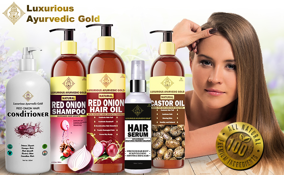 Natural Hair Products for All Hair Types