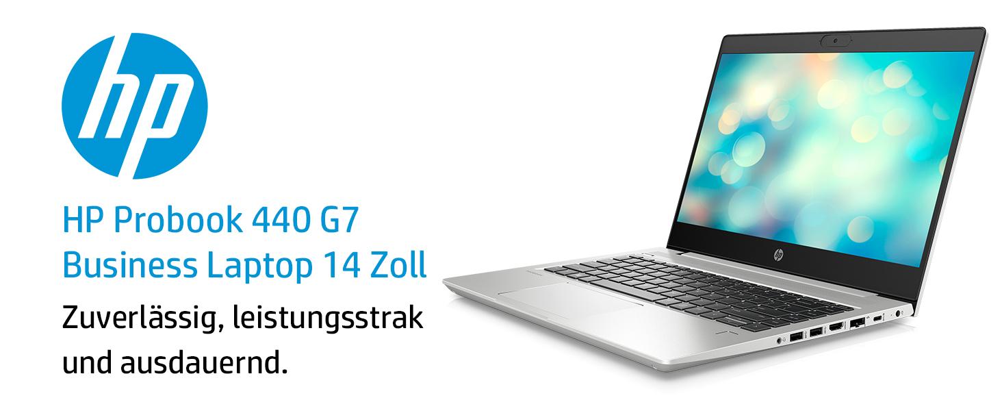 Hp Probook 440 G7 Business Laptop Silber Computer Zubehör