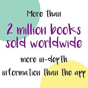 2 million books sold worldwide