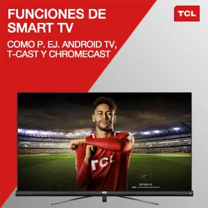 TCL 55DC762 - Televisor Smart TV de 55 pulgadas con 4K UHD, HDR ...