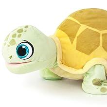imc toys, martina, turtle, plush