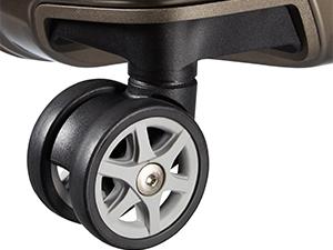 samsonite; neopulse; valise; spinner; valise 4 roues; valise roues doubles