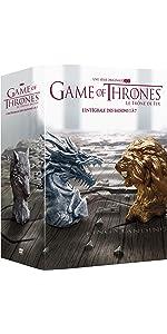 Game of Thrones,GOT,saison 7,intégrale,HBO,Daenerys,dragon,marcheur blanc,DVD,contenu,exclusif,bonus