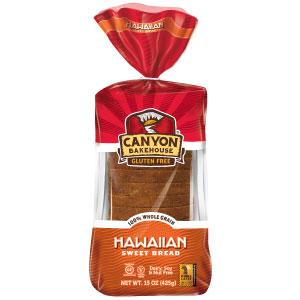 Gluten Free Hawaiian Sweet Bread Canyon Bakehouse