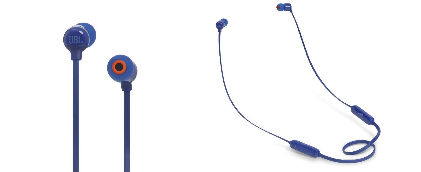 a36b6b94b58 JBL TUNE 110BT Wireless In-Ear Headphones with: Amazon.co.uk ...