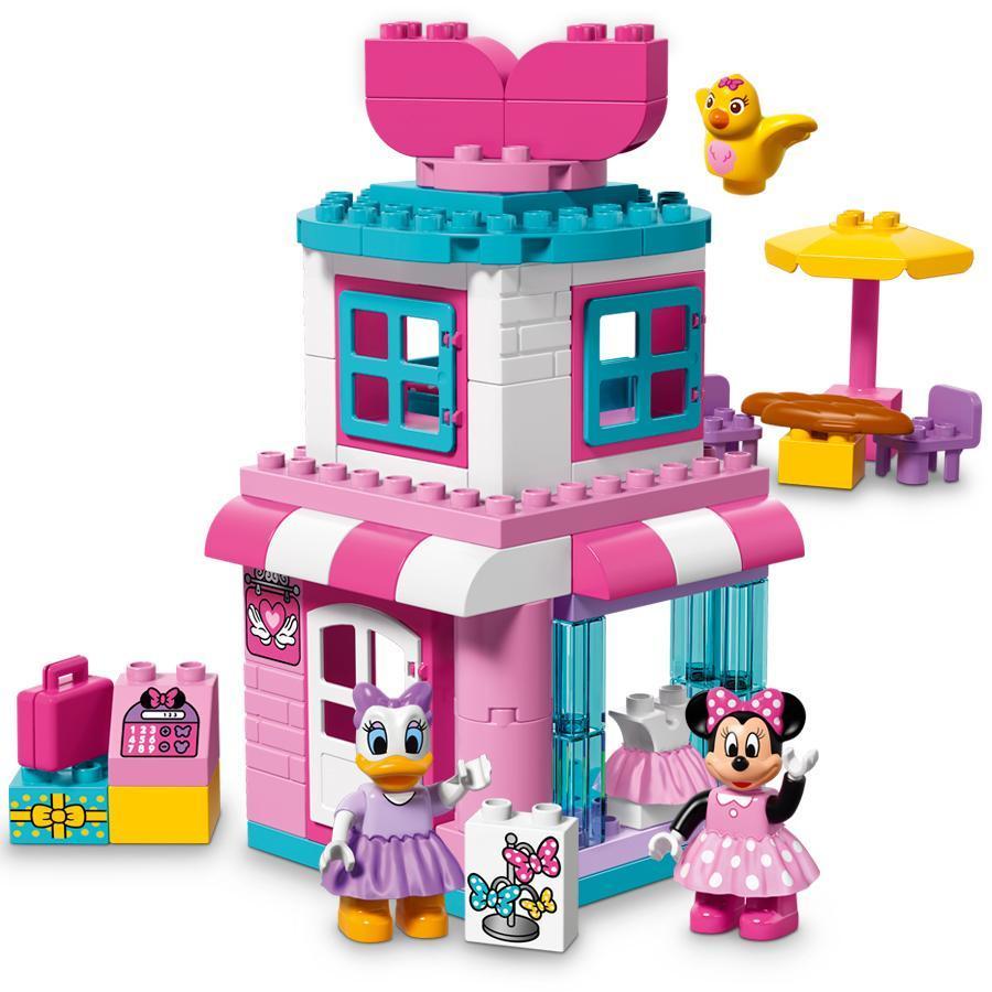 lego duplo disney la boutique de minnie 10844 jeu de. Black Bedroom Furniture Sets. Home Design Ideas