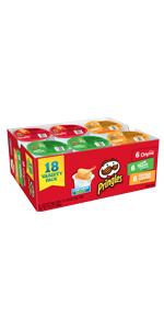 Pringles Variety 18
