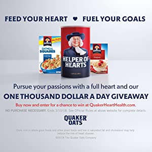 quaker oats sweepstakes