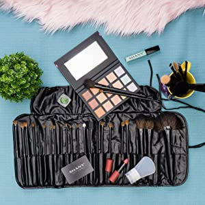 makeup brushes professional set