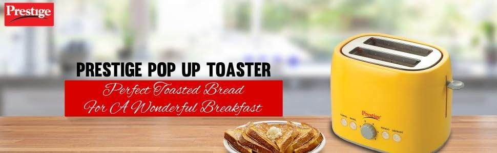 Prestige850-Watt Pop-up Toaster