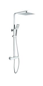GRIFEMA Porto - Columna monomando ducha, sistema de ducha con ...