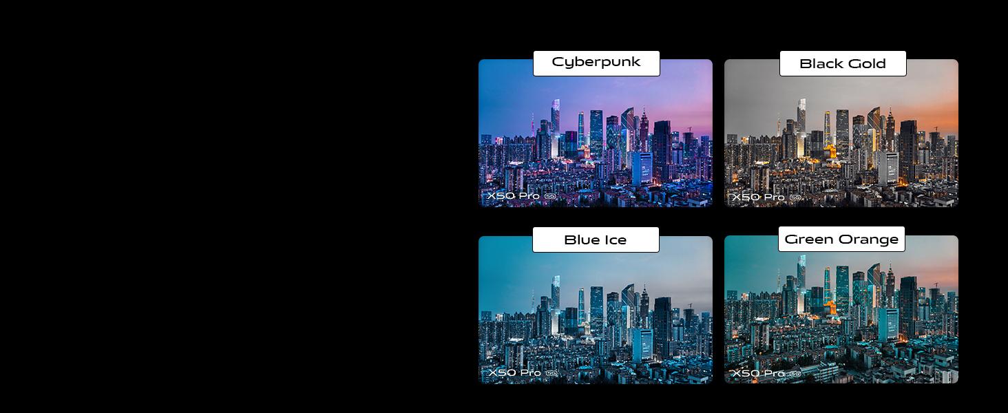 Sky Night Filters