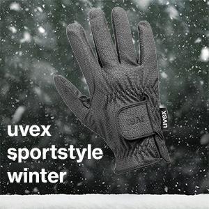 Erwachsene sportstyle Reithandschuhe uvex Unisex/