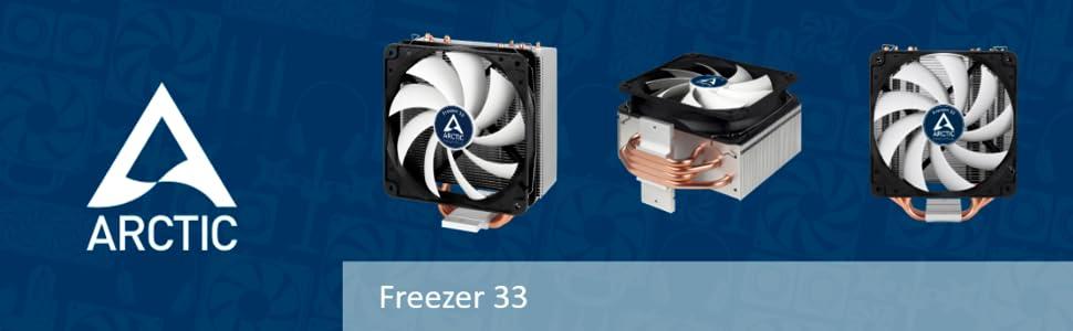 ARCTIC Freezer 33