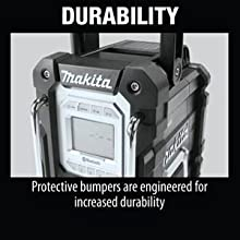 durability rubber sides corners