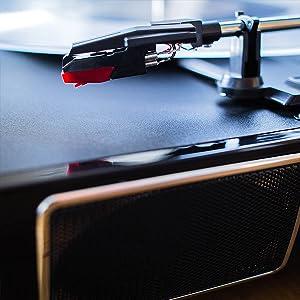 ION Audio CZ-800-10 - Cápsula Cerámica y Aguja de Repuesto para ...