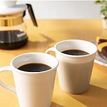 自然と人に、 やさしいコーヒー