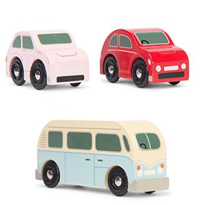 Image result for Le toy van metro retro cars set
