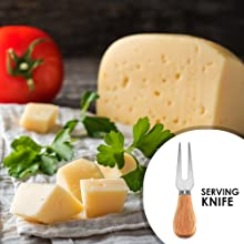 cheese knife;magnetic knife holder;cheese knives;cheese board;cheese slicer;chese cutter;bamboo;