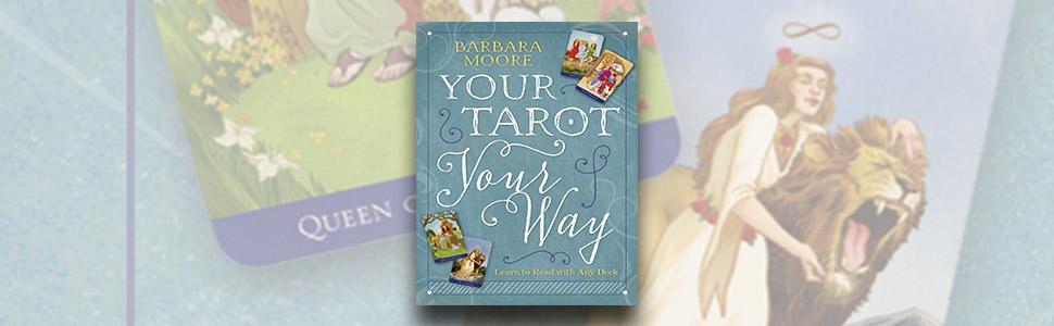 tarot, tarot cards, tarot kit, Barbara moore, Barbara moore tarot, classic tarot, llewellyn
