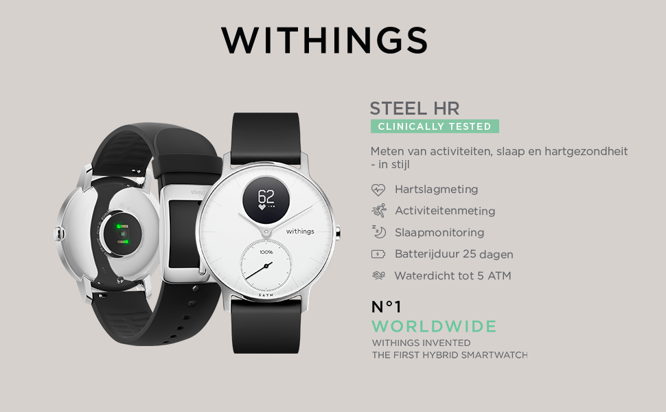 Withings Steel HR