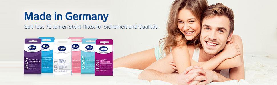 Ritex kondome, delay, rr.1, ideal, xxl, extra dünn, lust, magic