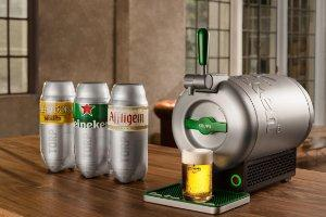 The Sub. Birra alla spina ottima, a casa tua