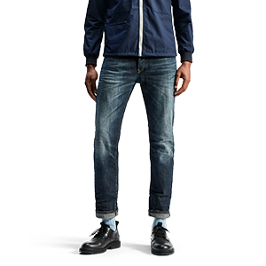 Slim fit jeans men's jeans ripped men's trousers jeans trousers blue skinny black stretch