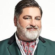 Matt Preston Author Food Critic Cravat wearing