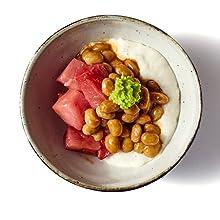 山かけ納豆