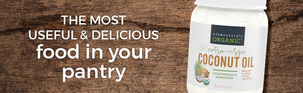 54 oz coconut oil pure clean high grade quality organic