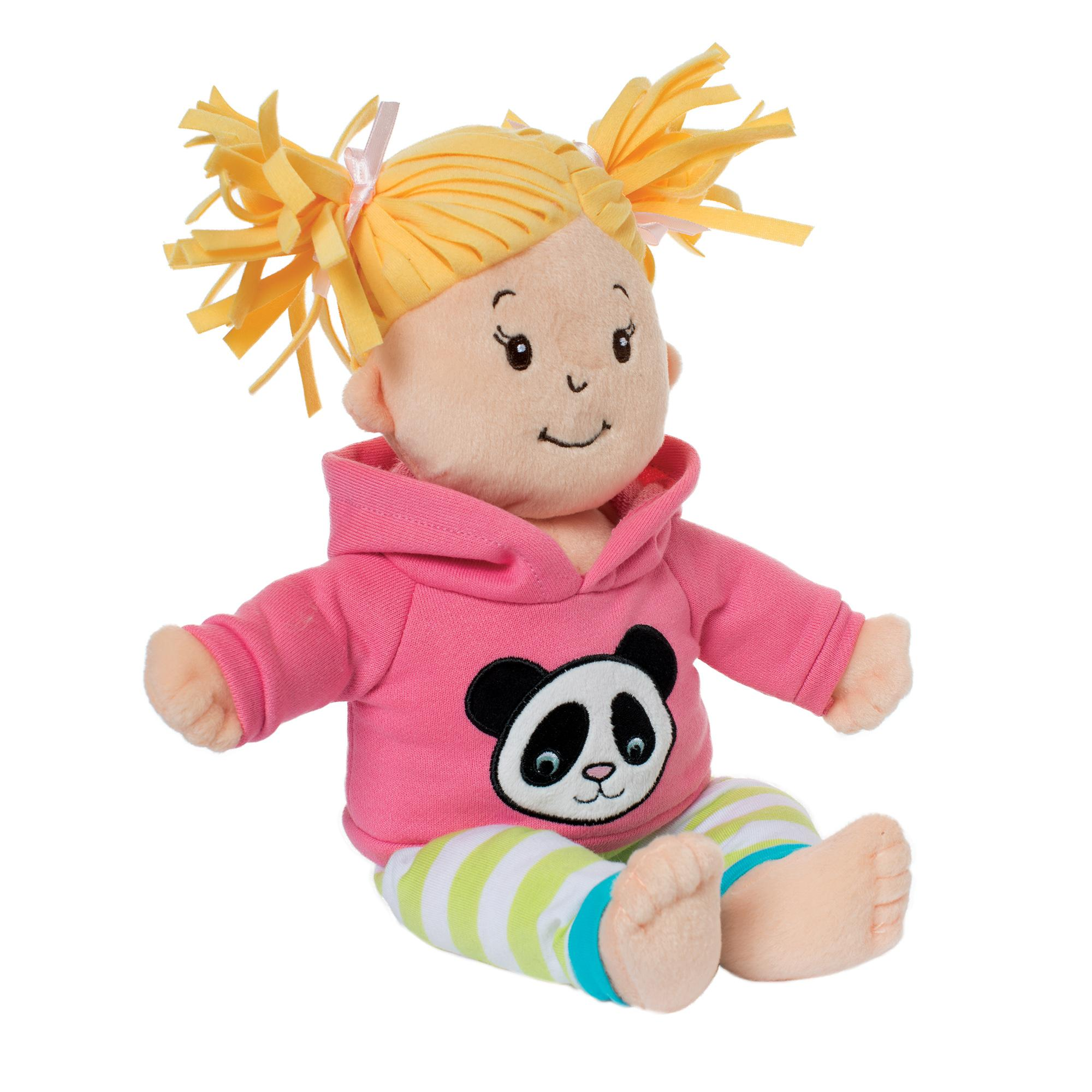 Toys For Girls Age 15 : Amazon manhattan toy baby stella chillin doll