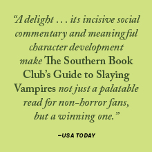 The Southern Book Club's Guide to Slaying Vampires by Grady Hendrix science fiction and fantasy book and audiobook reviews