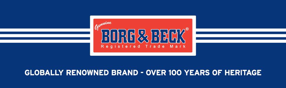 Brake Pads Set BBP1864 Borg /& Beck 1223682 1321517 1360305 1508074 1519528 New