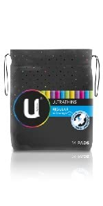 ubk, u by kotex, ubyk, ultra thins, pads, pads with wings, sanitary pads, period protection