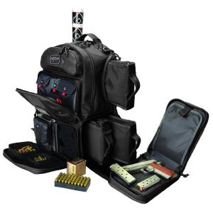GPS Tactical Tall Range Backpack