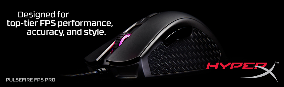 Pulsefire FPS Pro, gaming mouse