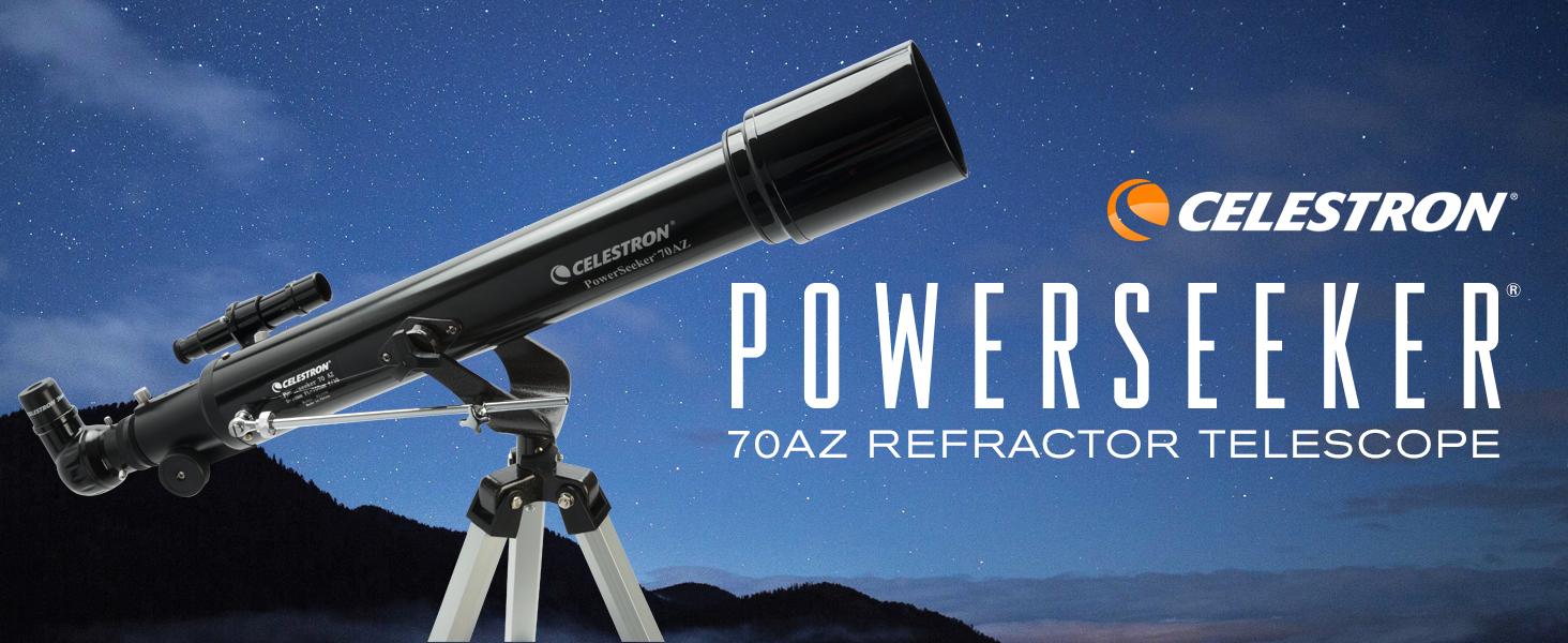 PowerSeeker 70AZ