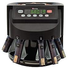 Coin Counter; Coin Counter and Sorter; Coin Counter and Roller; Coin Counter Machine; Coin Counters;