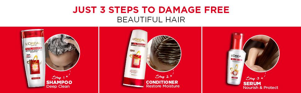 shampoo, loreal