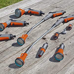 watering,gardena,nozzles,wands,wand,watering wand,watering nozzle,quality