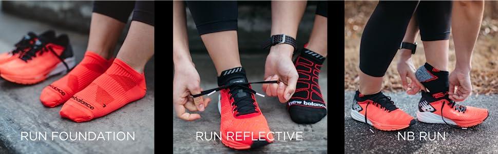 Run Foundation, Run Reflective, NB Run