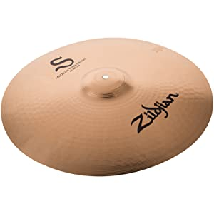 zildjian, medium thin, crash, 16, beginner, starter, bundle, pro, professional, quality, S Family
