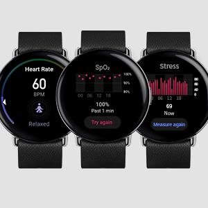 Smartwatch with Health Metrics