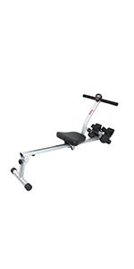 Rowing Machine by Sunny Health & Fitness - SF-RW1205