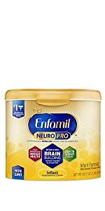 Amazon.com: Enfamil NeuroPro Infant Formula - Brain ...