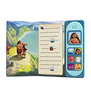 early,learning,year,old,olds,baby,babies,1,0,2,sound,book,toy,toys,moana,maui,disney,books,movie