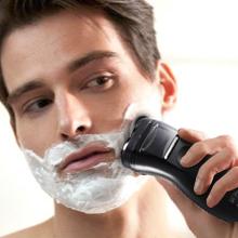wet & dry shaving